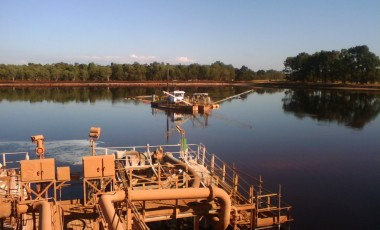 Alcoa mine site (Pinjarra, WA)